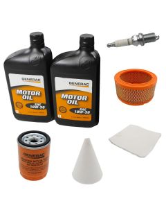 Maintenance Kit for 12-18 kW Generac Generator (Built prior to 2013)  0J576700SM