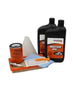 Generac Generator 8kW SM Maintenance Kit 2013 Evolution Series 10W-30 oil  0J932000SM