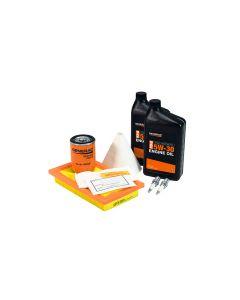 20KW Maintenance Kit (999cc Engine) w/ 5W30 Synthetic Oil (Post-Evolution)