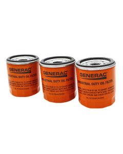 Generac 75mm Oil Filter (3 Pack)  0K07020SRV