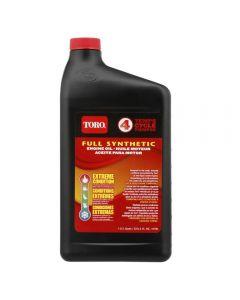 Toro Fully Synthetic 20w50 Motor oil (32 oz.) 139-0627