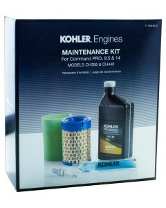 Maintenance Kit for Kohler Command Pro CH395 & CH440 Engines 17 789 02-S