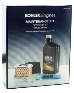Maintenance Kit for Kohler Command Pro SH265 Engines 18 789 01-S