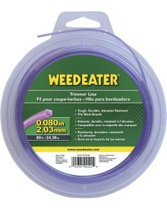 Weed Eater Premium 5 Edge Trimmer line .080 Dia.X  80 ft  952701686