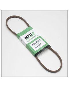 MTD Snow Thrower Wheel Drive Belt 954-0367
